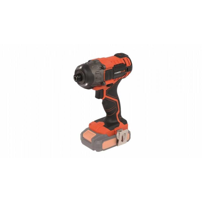 Akulöökkruvikeeraja PowerPlus DP 20V