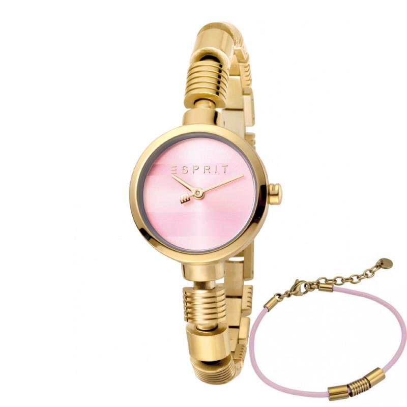 Esprit ES1L017M0055 Shay Pink Gold Ladies Wat