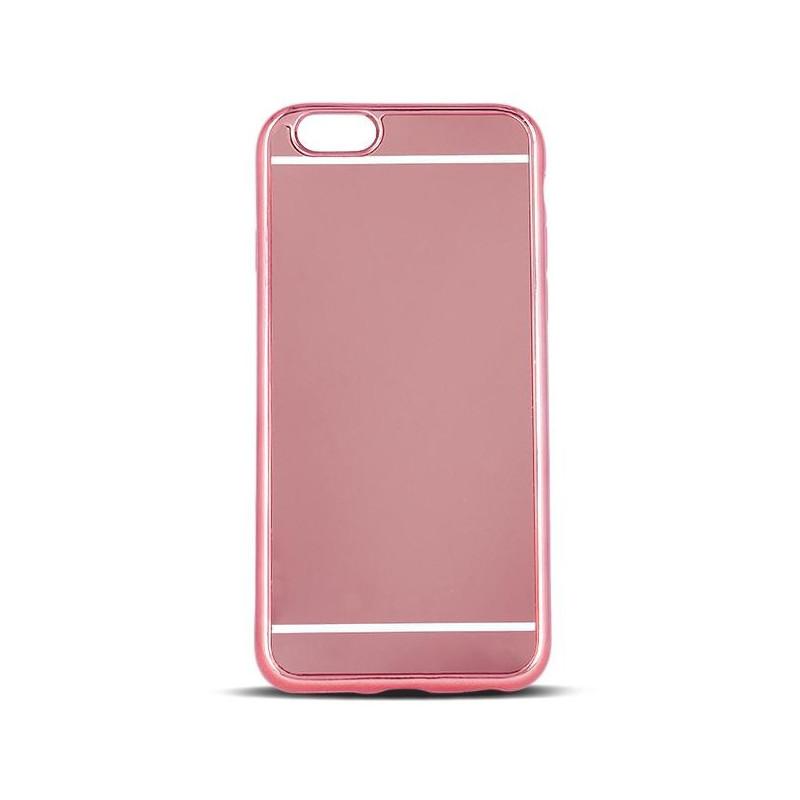 Beeyo kaitseümbris Mirror Samsung Galaxy A5, roosa