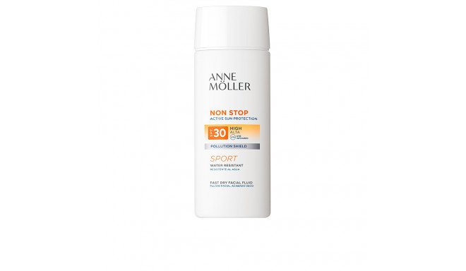 ANNE MÖLLER NON STOP fluid face cream SPF30 75 ml