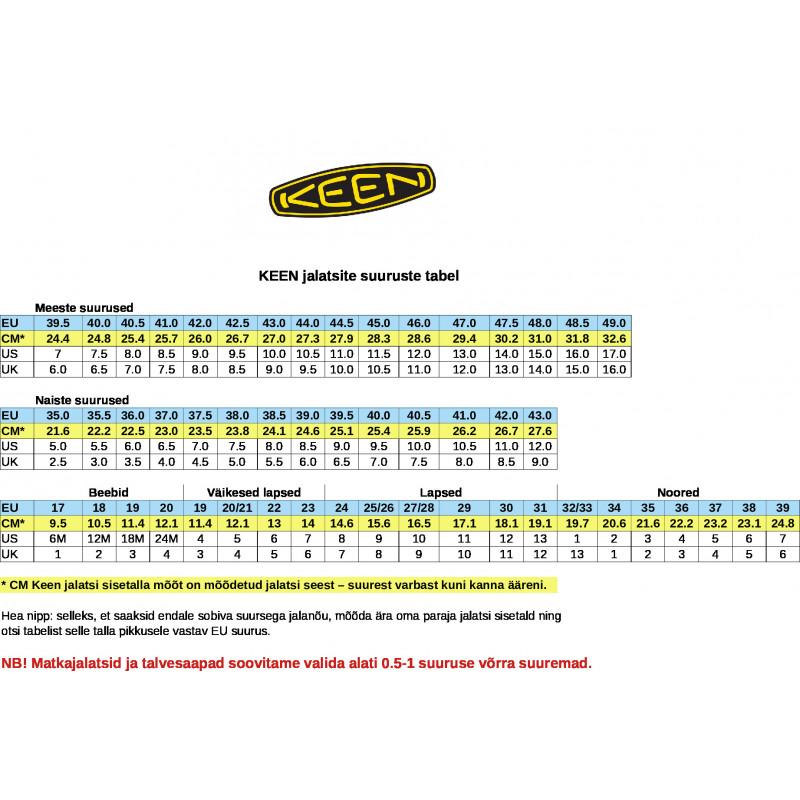 Keen CHANDLER CNX noortele(1020654)