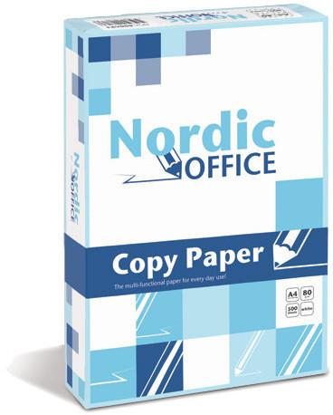 Nordic Office koopiapaber A4 80g 500 lehte