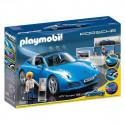 Automobilis Porsche 911 Targa 4s Playmobil 5991 Zils