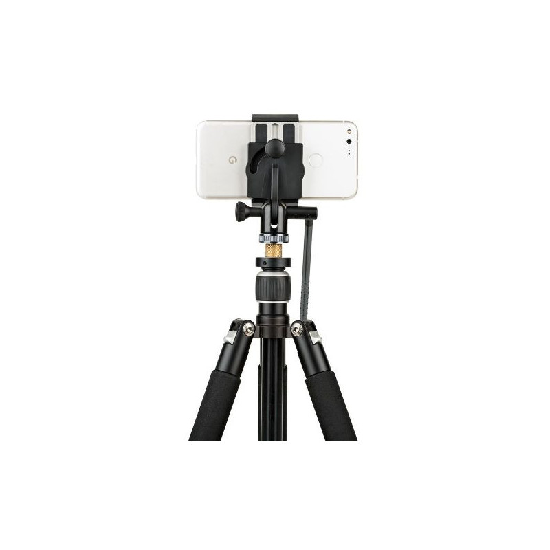 Joby telefoni statiiviadapter GripTight Pro Video Mount, must