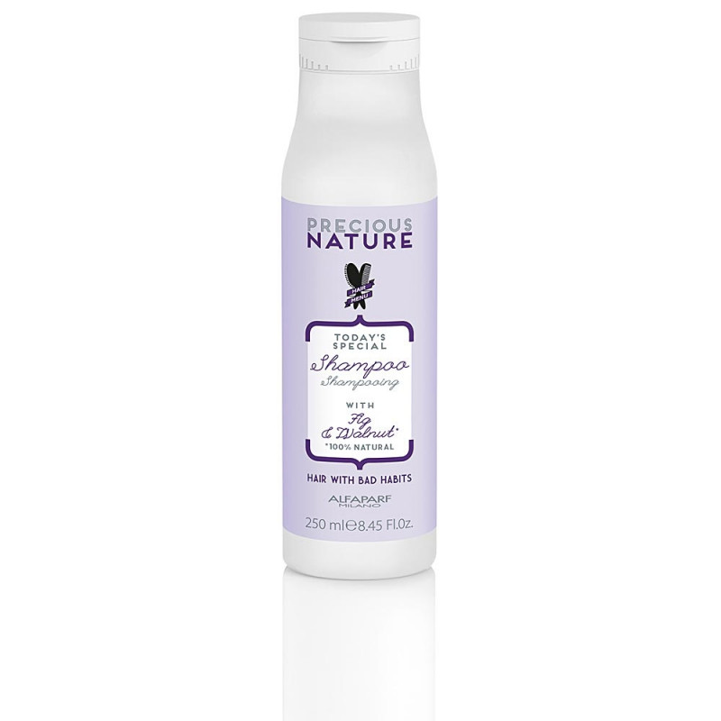 ALFAPARF PRECIOUS NATURE HAIR WITH BAD HABITS shampoo 250 ml