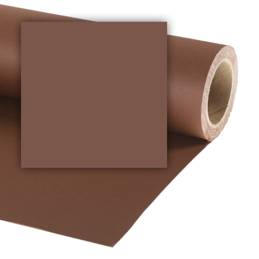 Colorama paberfoon 1,35x11m, peat brown (580)