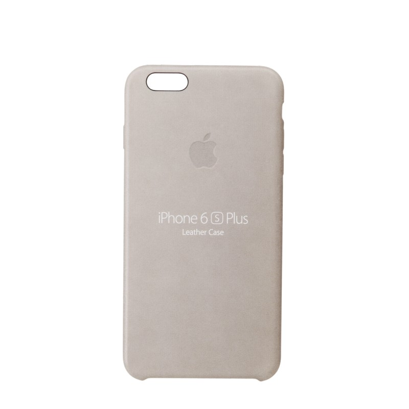 separation shoes b518b 7ecf3 Apple Leather Case iPhone 6s Plus, rose grey