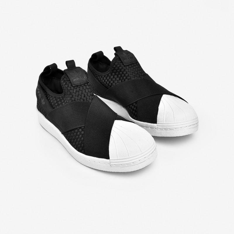 reflujo Intención Cabina  Adidas Superstar SlipOn 36 2/3 - Sneakers - Photopoint