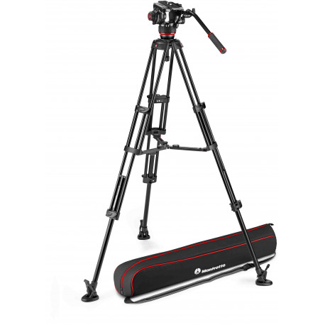 Manfrotto комплект штатива MVK504XTWINMA Alu Twin MS