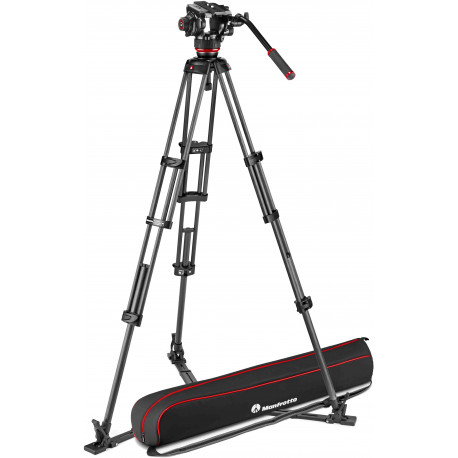 Manfrotto  комплект штатива MVK504XTWINGC CF Twin GS