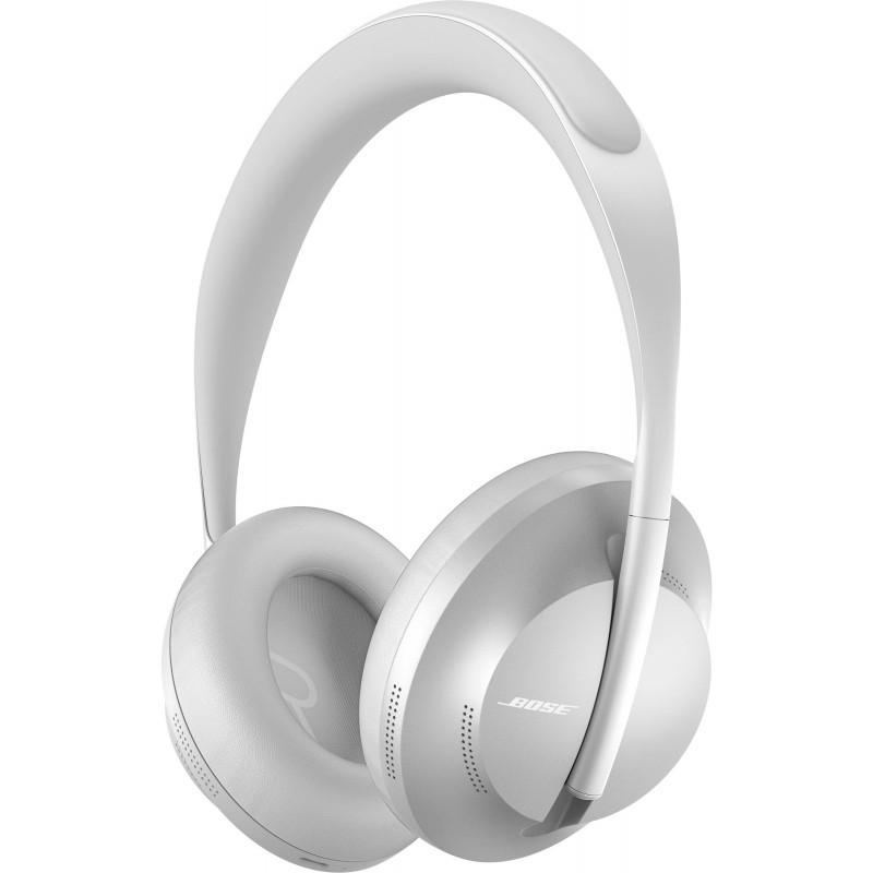Bose juhtmevabad kõrvaklapid + mikrofon HP700, hõbedane