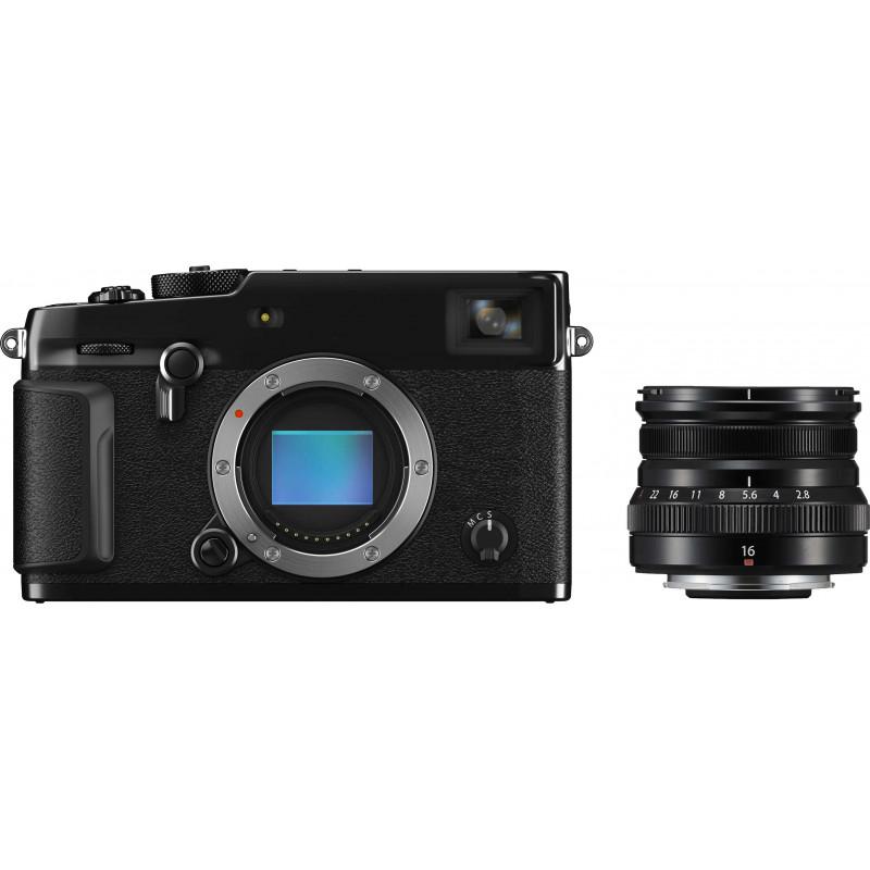 Fujifilm X-Pro3 + XF 16mm f/2.8, must