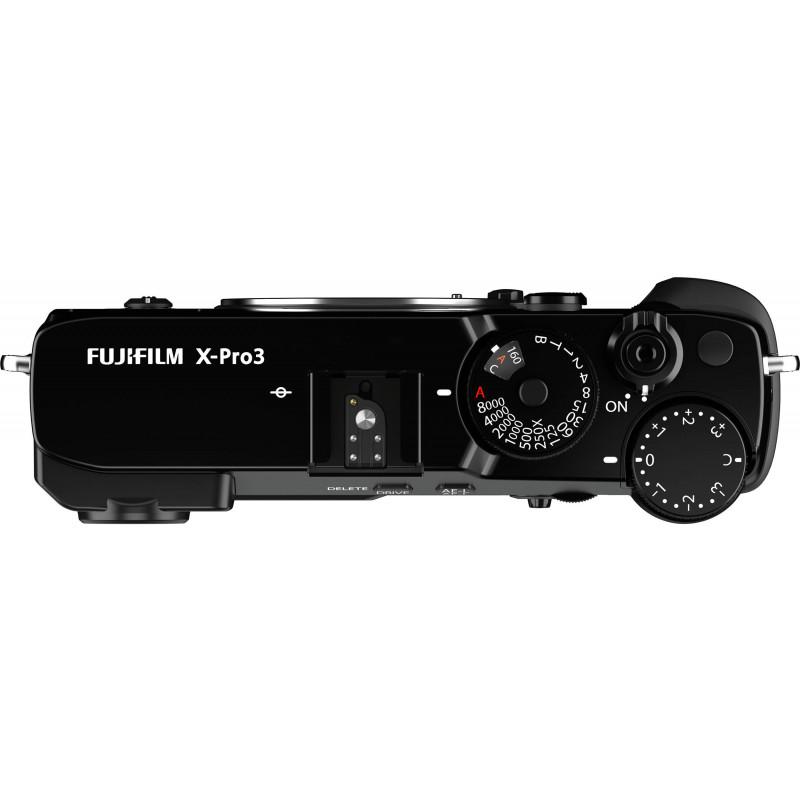 Fujifilm X-Pro3 + XF 23mm f/2.0, must