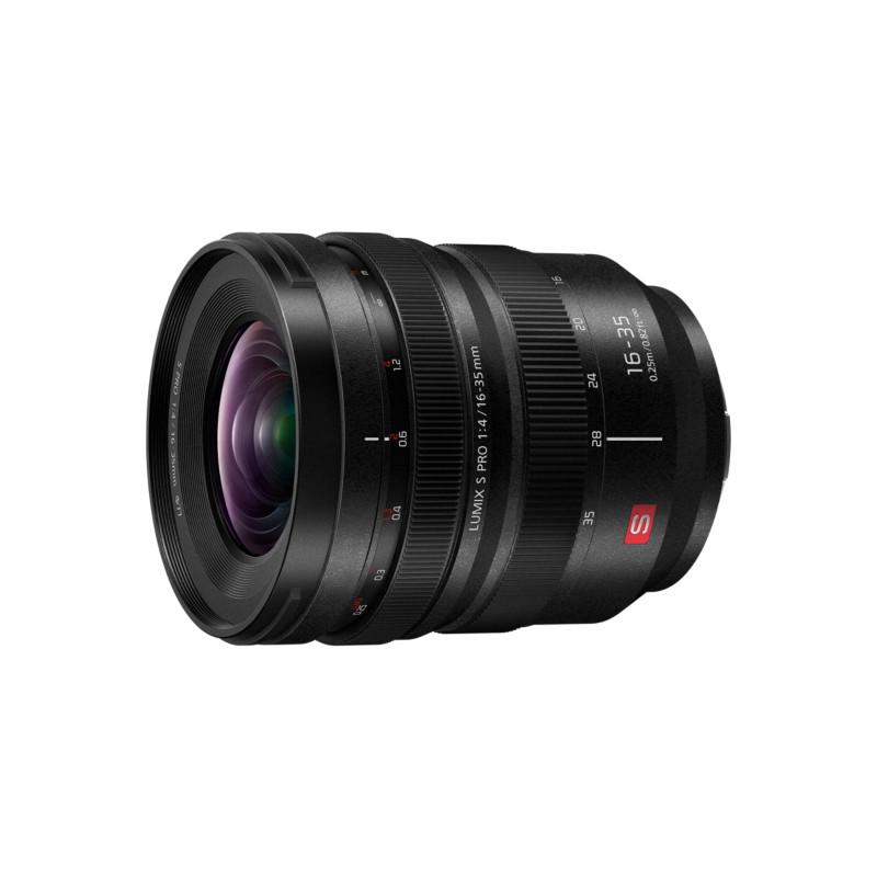 Panasonic Lumix S PRO 16-35mm f/4 objektiiv