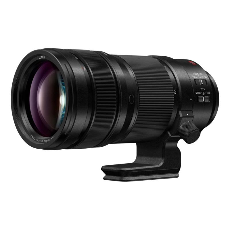 Panasonic Lumix S PRO 70-200mm f/2.8 O.I.S. objektiiv