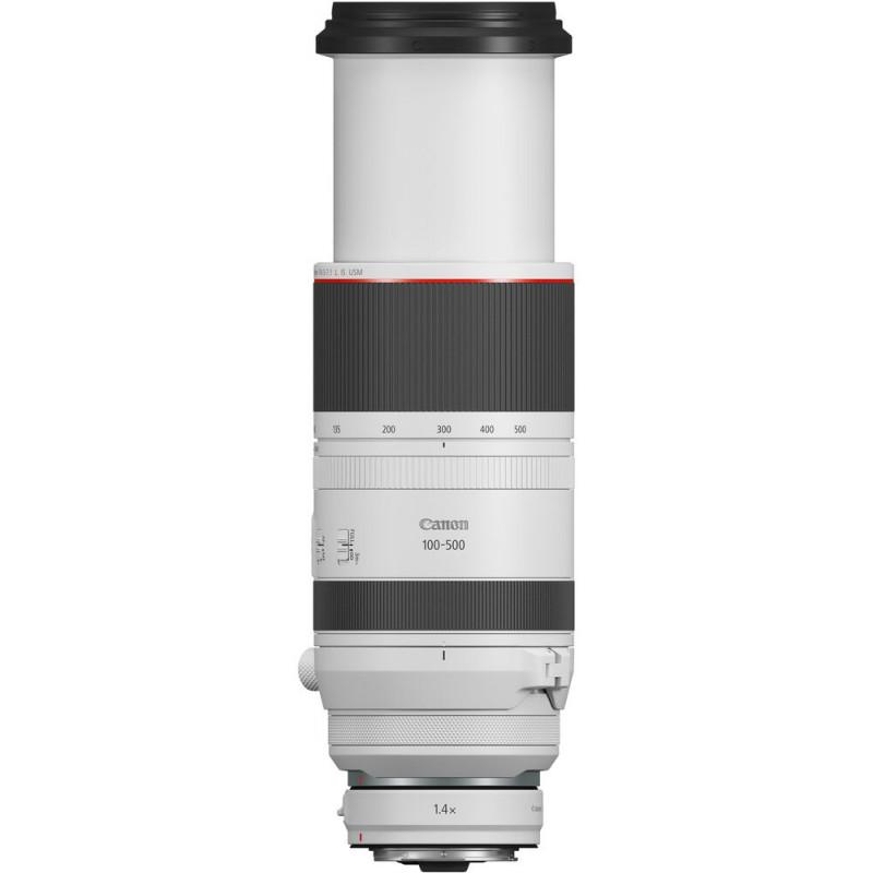 Canon RF 100-500mm f/4.5-7.1L IS USM objektiiv