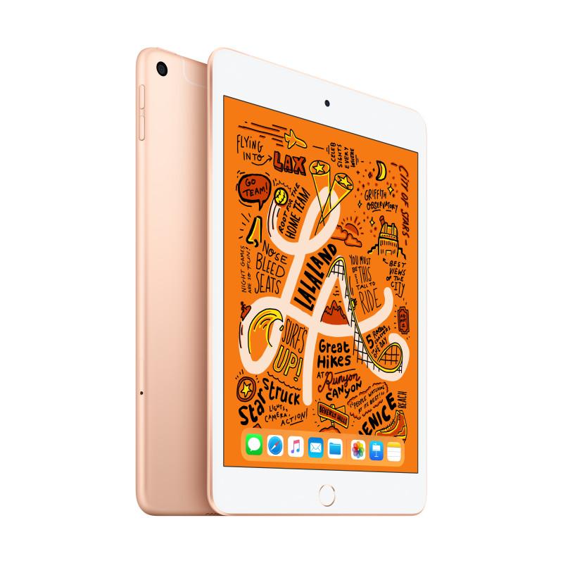 iPad Mini Wi-Fi + Cellular 256GB Gold 5th Gen