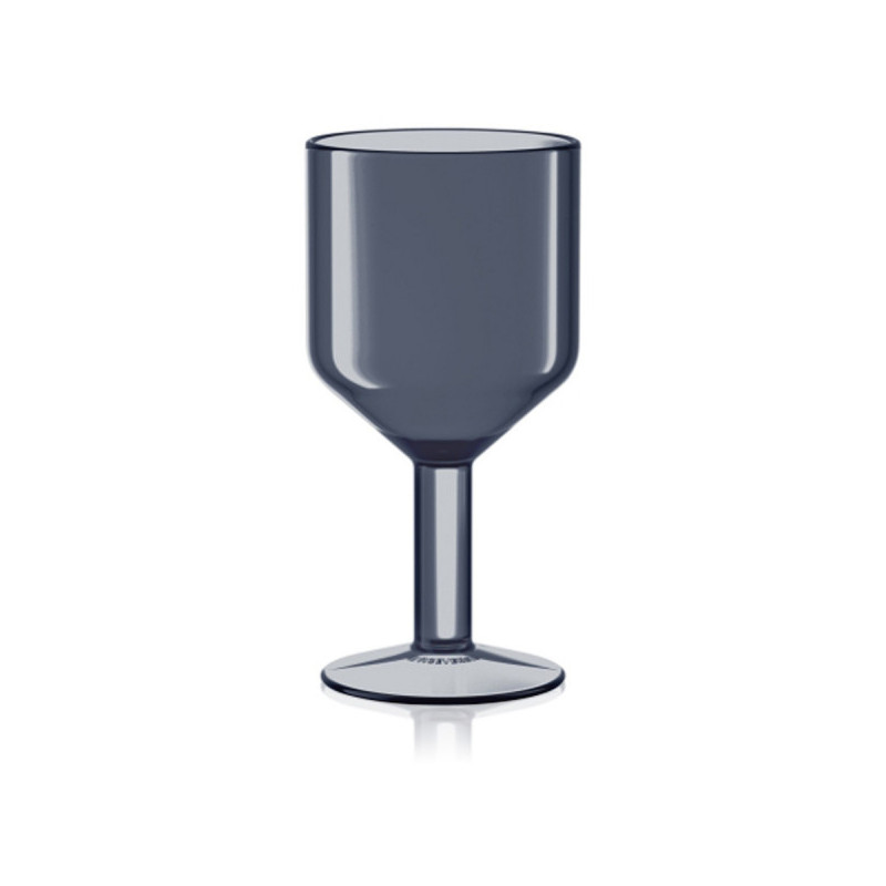 ViceVersa plastikust veiniklaas, hall