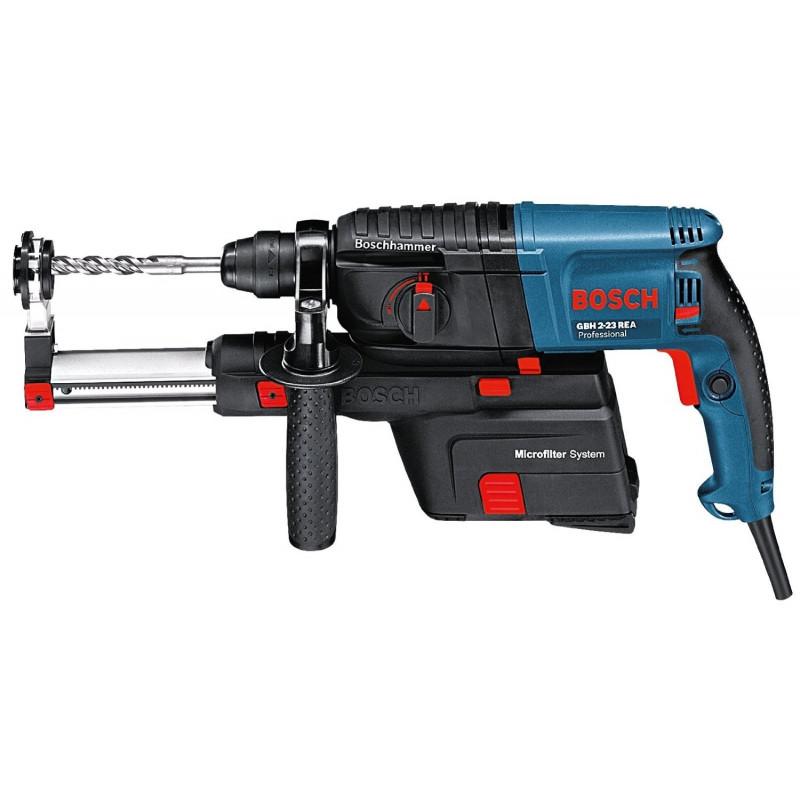 Bosch Combi Hammer GBH 2-23 REA blue
