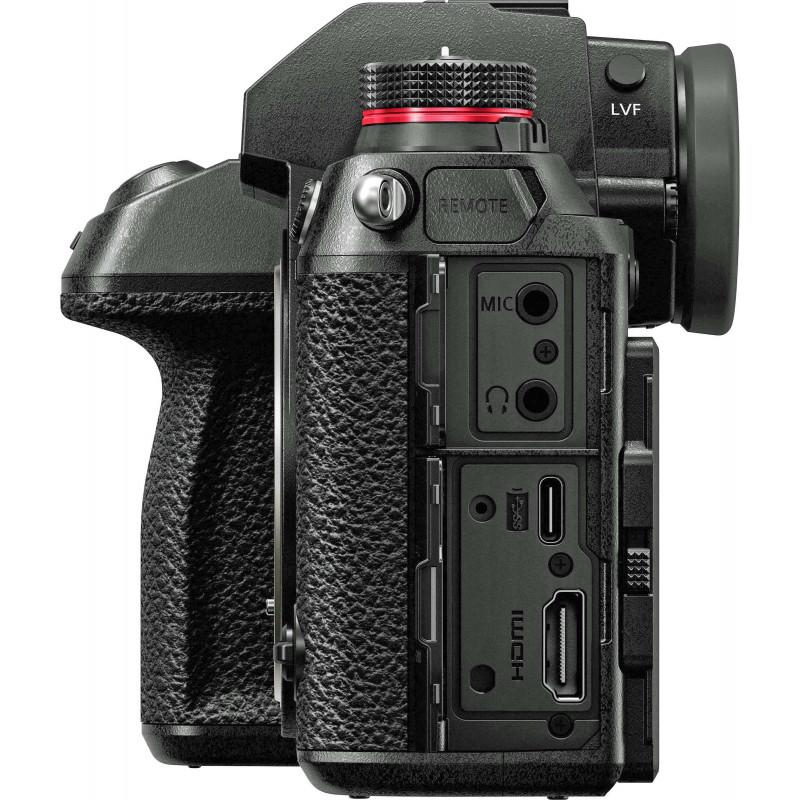 Panasonic Lumix DC-S1 + 16-35mm f/4.0