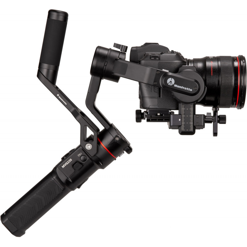 Manfrotto videostabilisaator 220 Kit MVG220