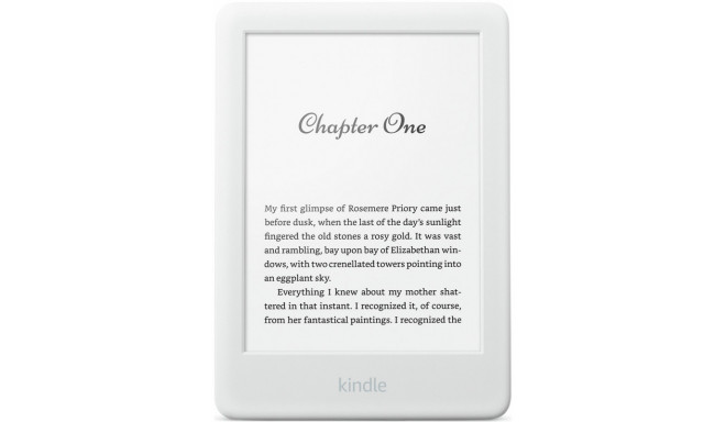 Amazon Kindle Touchscreen WiFi 2019 8GB, белый