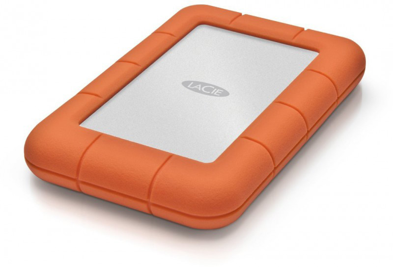 LaCie väline kõvaketas 5TB Rugged Mini 2,5