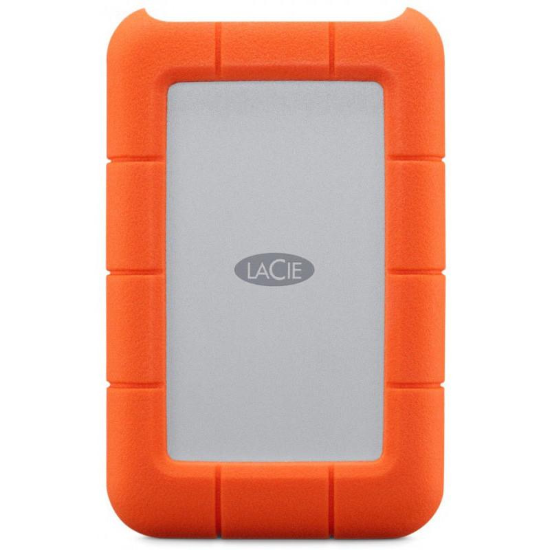 LaCie väline kõvaketas Rugged 2TB USB-C