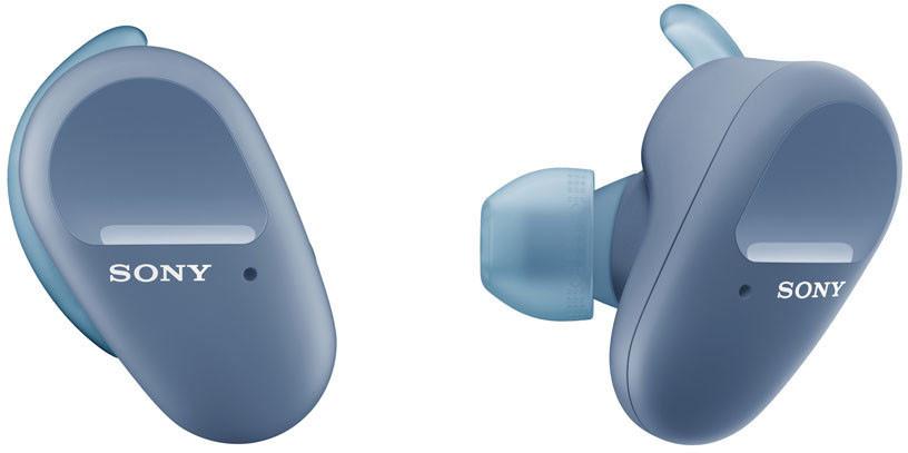 Sony juhtmevabad kõrvaklapid + mikrofon WF-SP800..