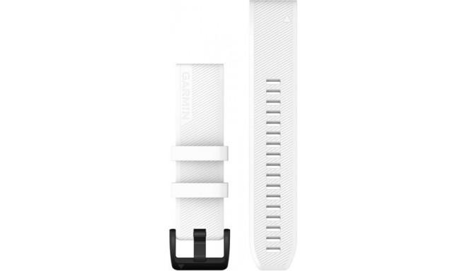 Garmin kellarihm QuickFit 22mm, valge silikoon