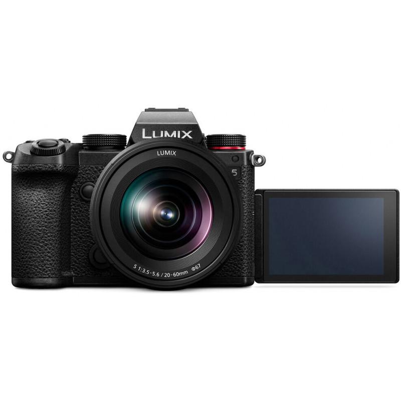 Panasonic Lumix DC-S5 + 20-60mm f/3.5-5.6