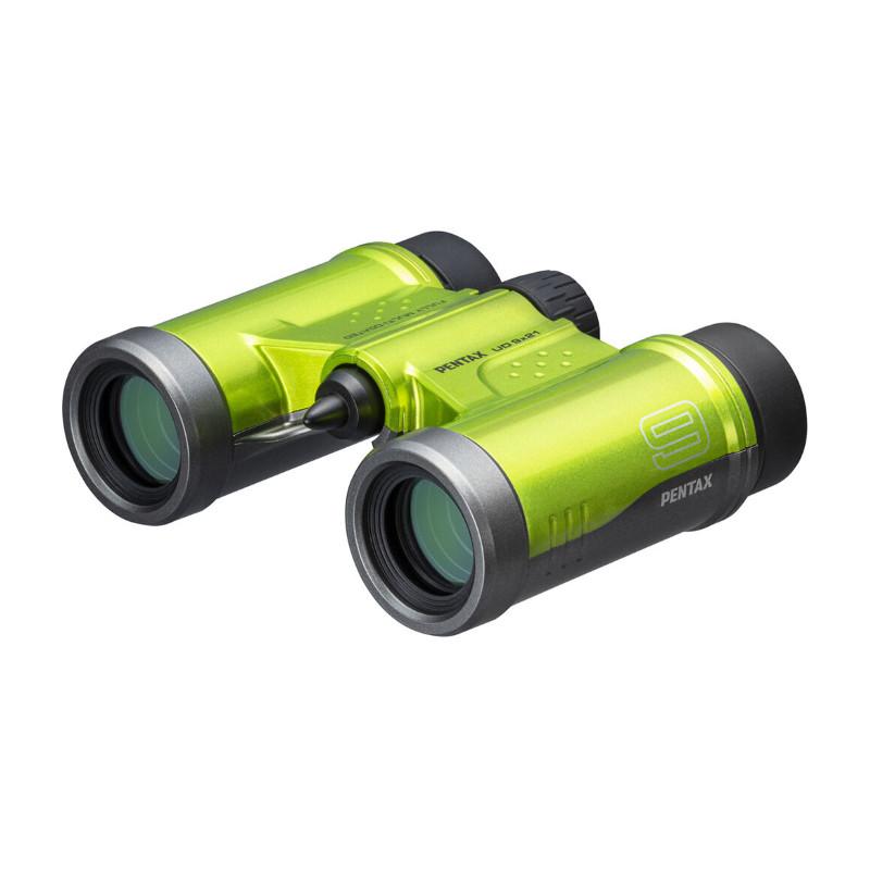 Pentax binokkel UD 9x21, roheline