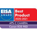 Canon EOS 90D + 18-135 мм IS USM Kit
