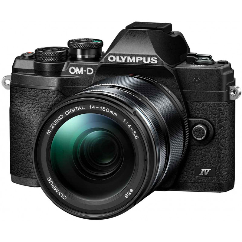 Olympus OM-D E-M10 Mark IV + 14-150mm Kit, must