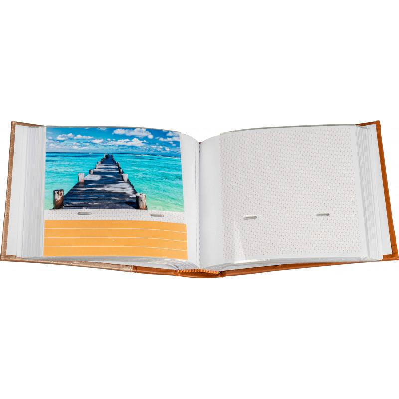 Album B 10x15/100M Flower-3, kuldne