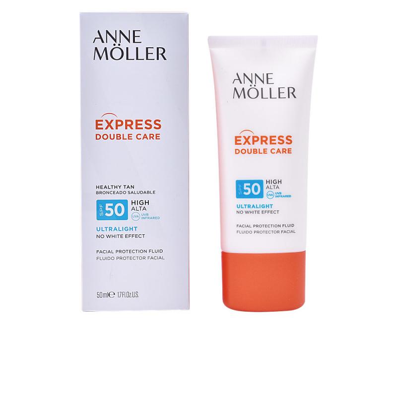 ANNE MÖLLER EXPRESS DOUBLE CARE ultra light fluid SPF50 50 ml