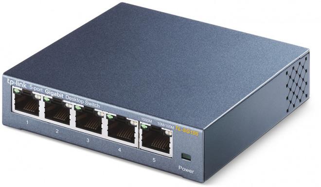 TP-Link коммутатор 5-port TL-SG105