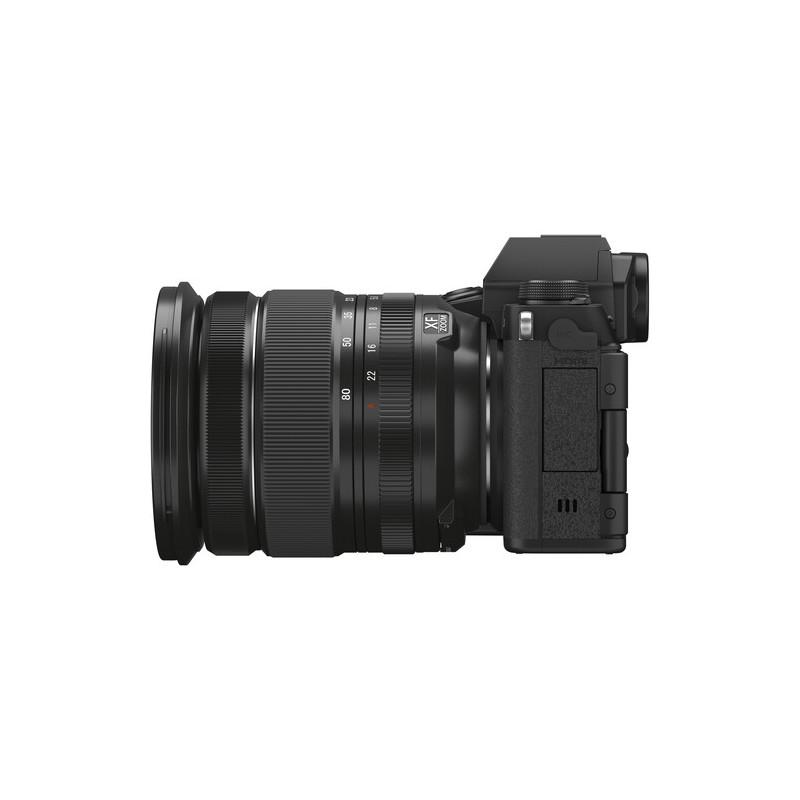 Fujifilm X-S10 + 16-80mm Kit, must