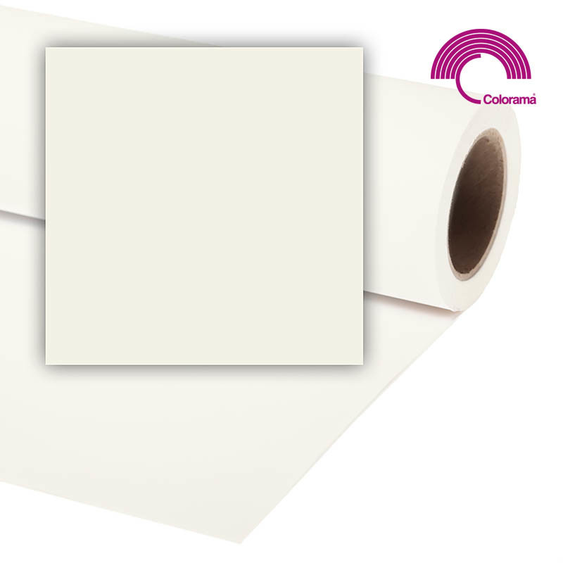 Colorama paberfoon 1,35x11m, polar white (582)