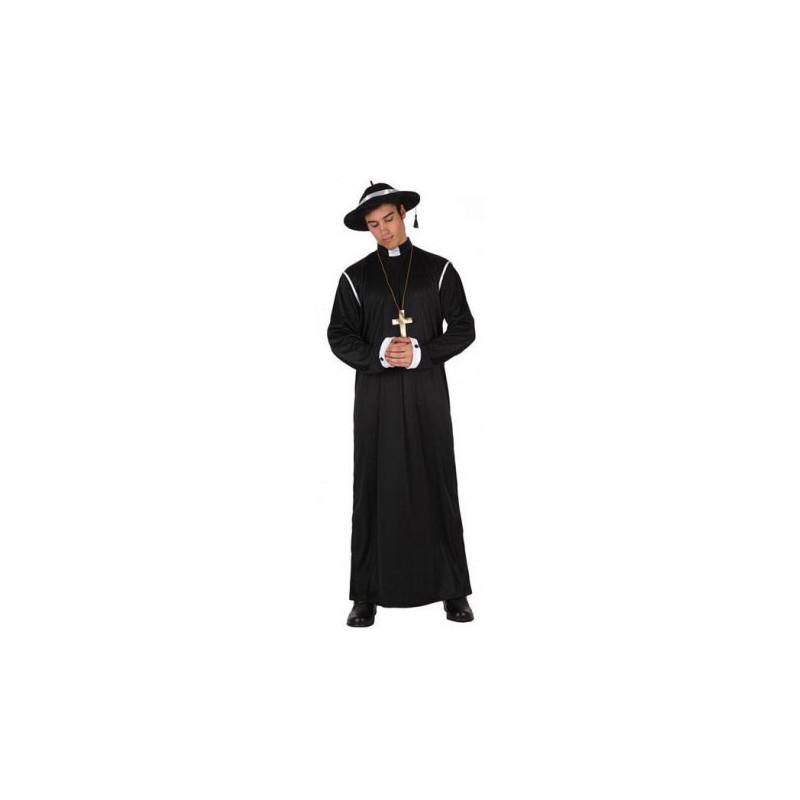Maskeraadi kostüüm Peo Preester M/L