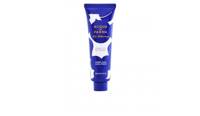 ACQUA DI PARMA BLU MEDITERRANEO CHINOTTO DI LIGURIA hand lotion 30 ml