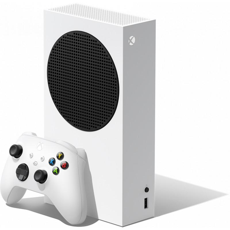 Microsoft Xbox Series S 512GB, valge
