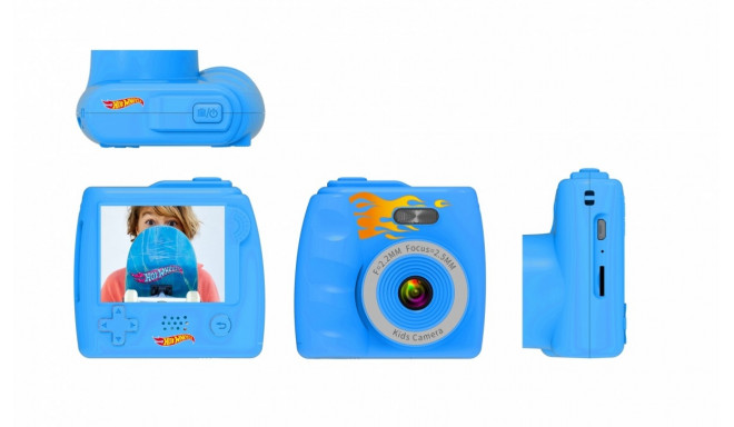 4CV Digital camera Hot Wheels