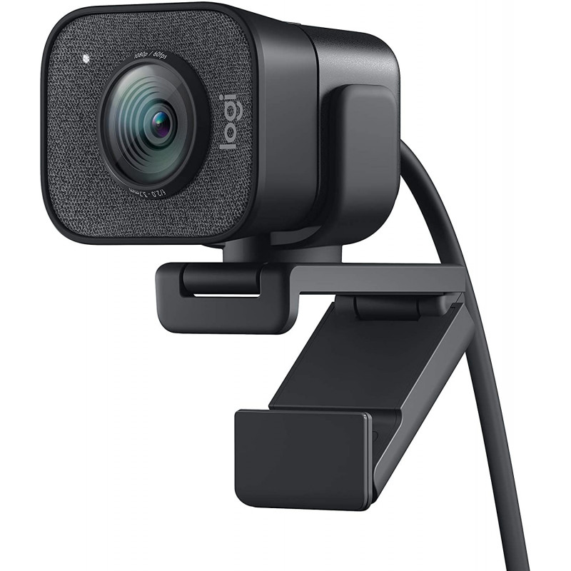 Logitech veebikaamera StreamCam, graphite