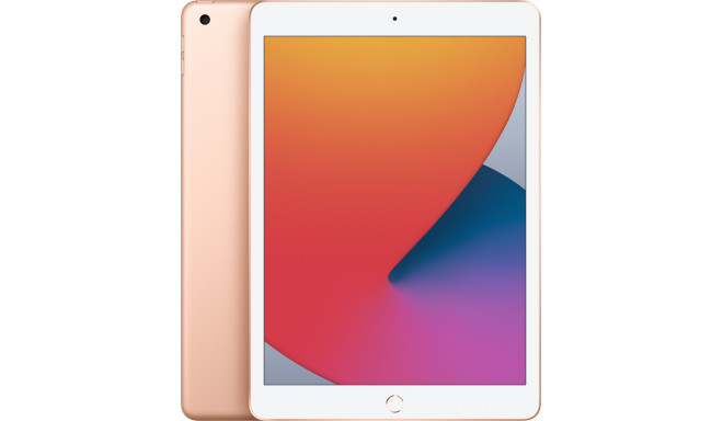 """Apple iPad 10,2"""" 32GB WiFi, gold (2020)"""