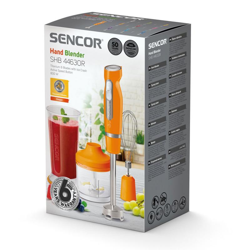 Hand blender Sencor SHB4463OR