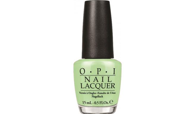 OPI лак для ногтей Gargantuan Green Grape 15 мл