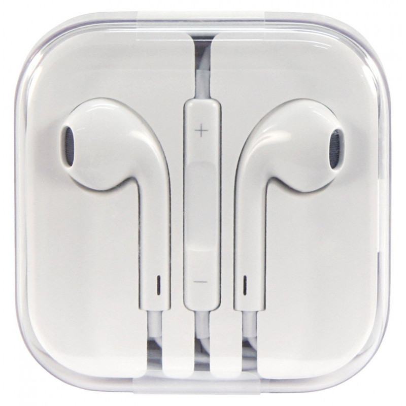 RoGer earphones MD827ZM/A, white
