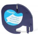 Dymo label printer tape 12mm 4m (S0721560)