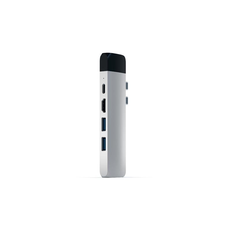 Satechi USB-hub USB-C MacBook Pro